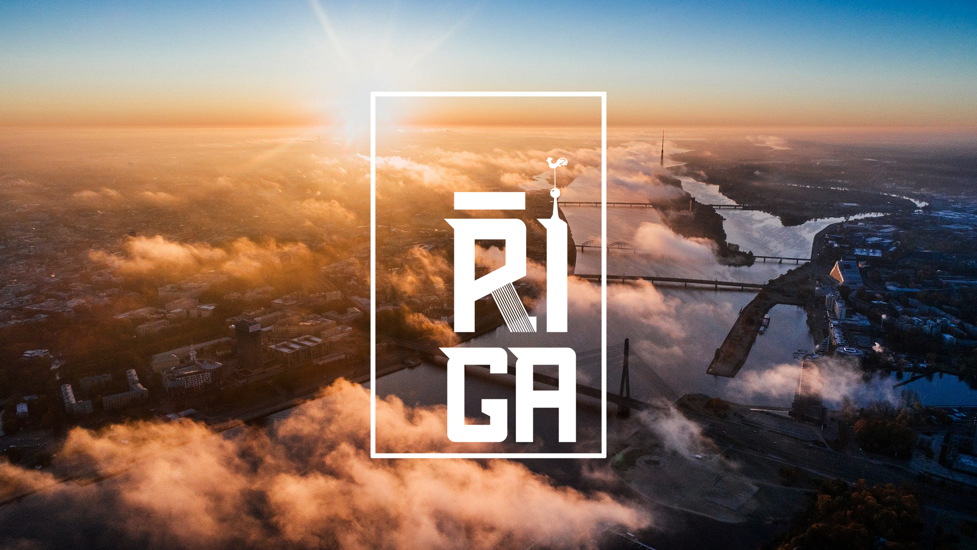 Riga Brand Designed to Capture the Spirit of the City, Created by Vinille