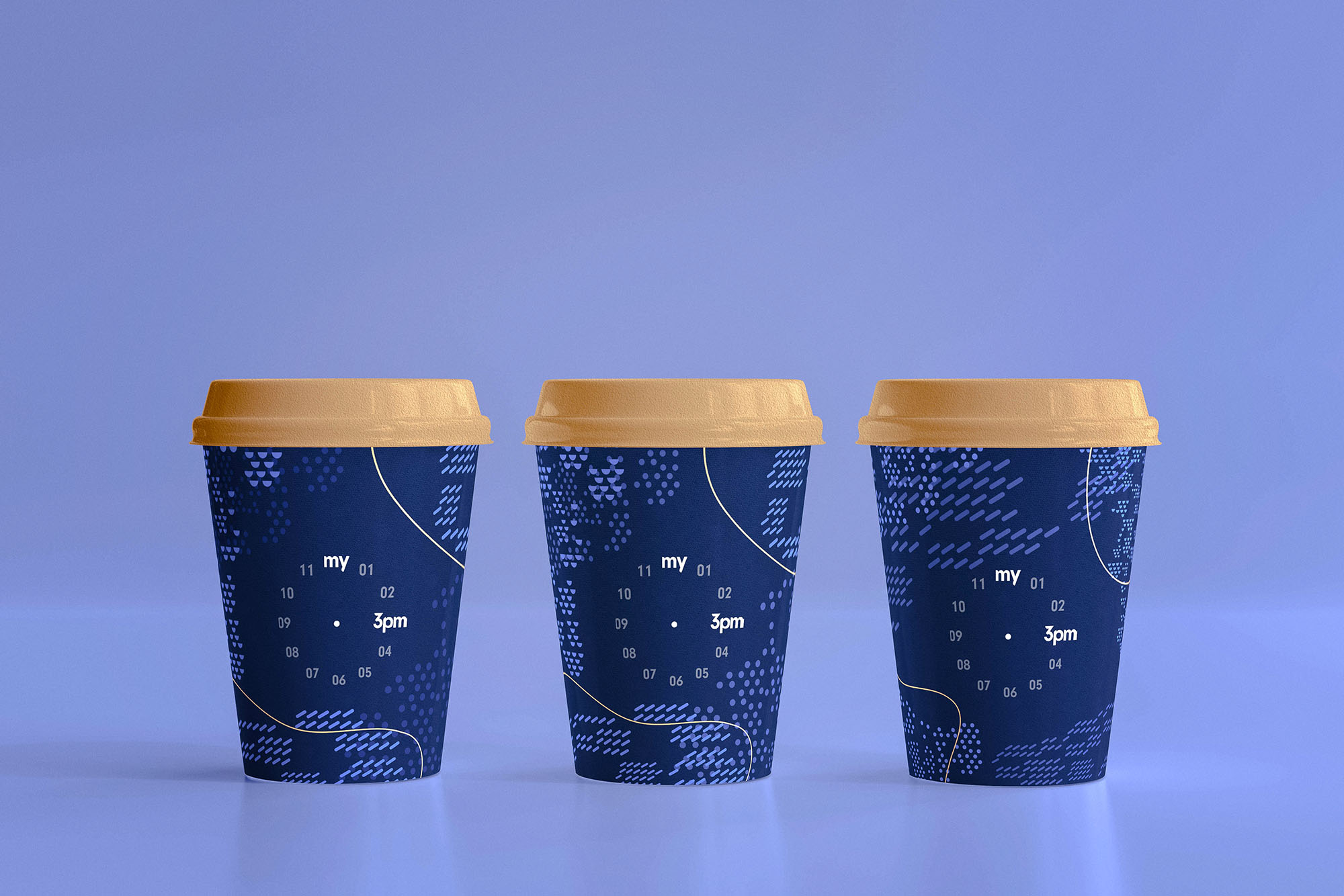 Development of Identity for a Korean Coffeehouse Chain