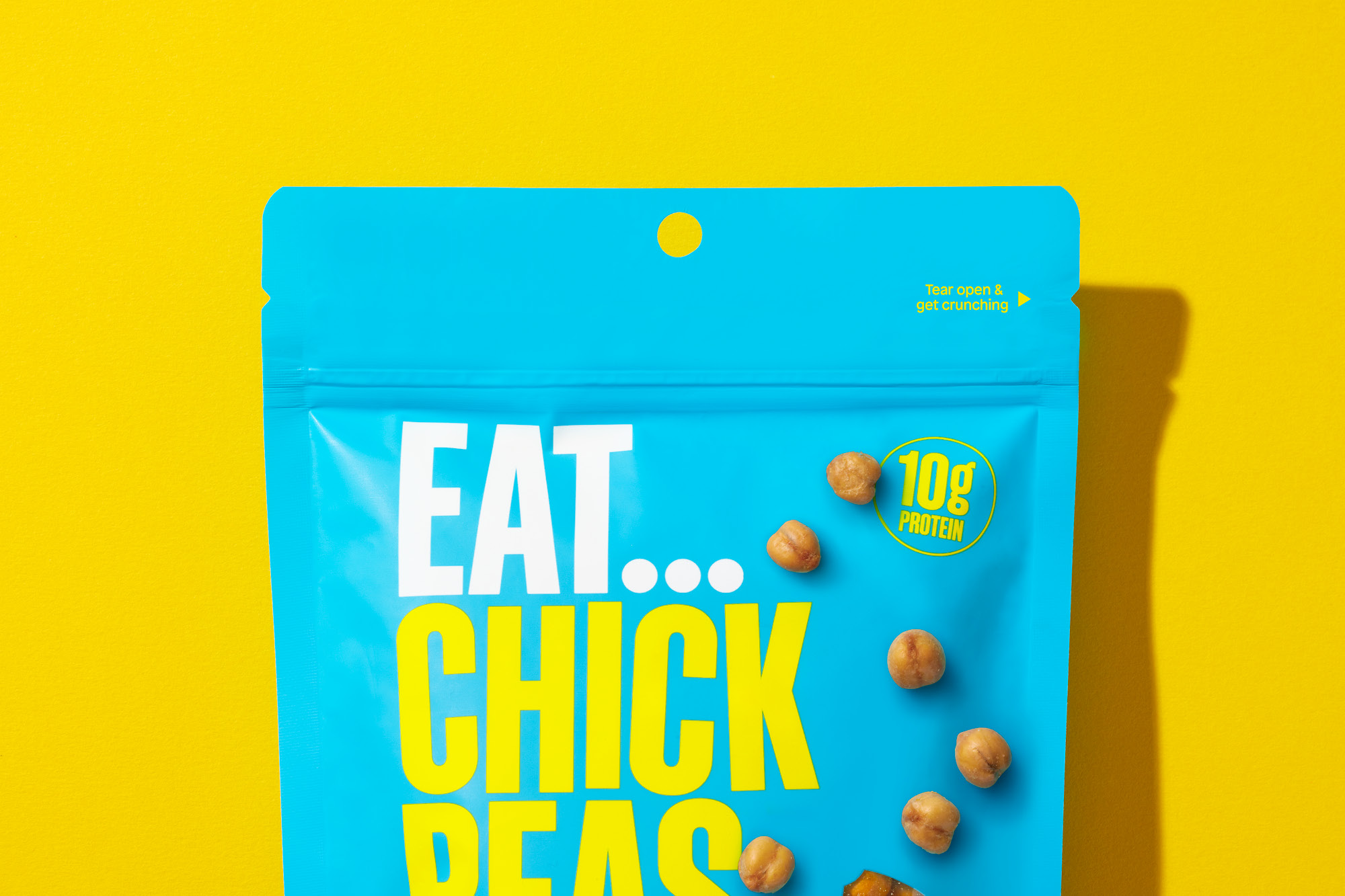 Onfire Design Creates a Bold and No-Nonsense Packaging Range for Eat