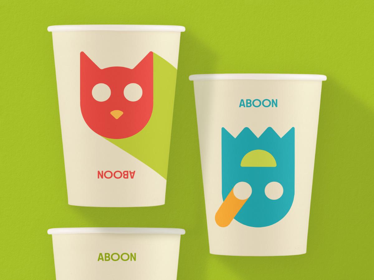 Artgeneracia Create Aboon Educational Product Branding