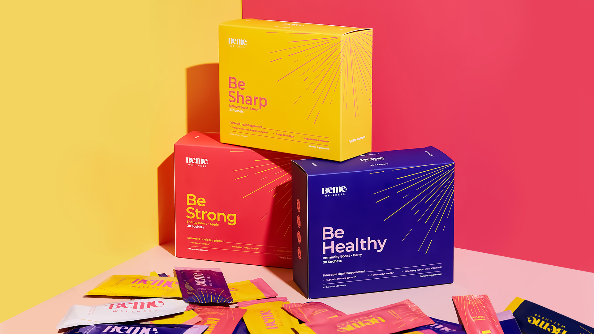 BeMe Breaks into the Health Supplements Industry