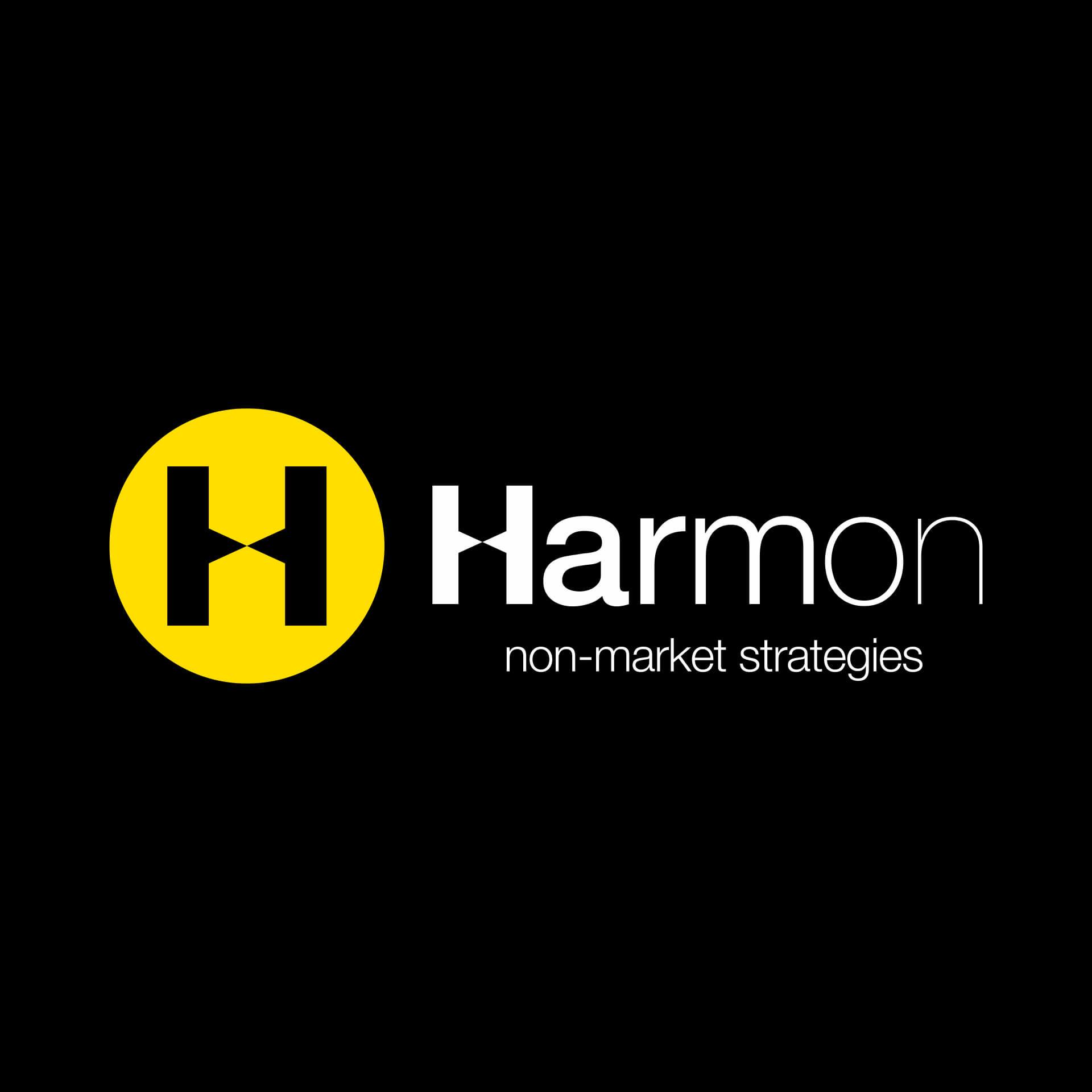 Harmon Consultancy Brand Design