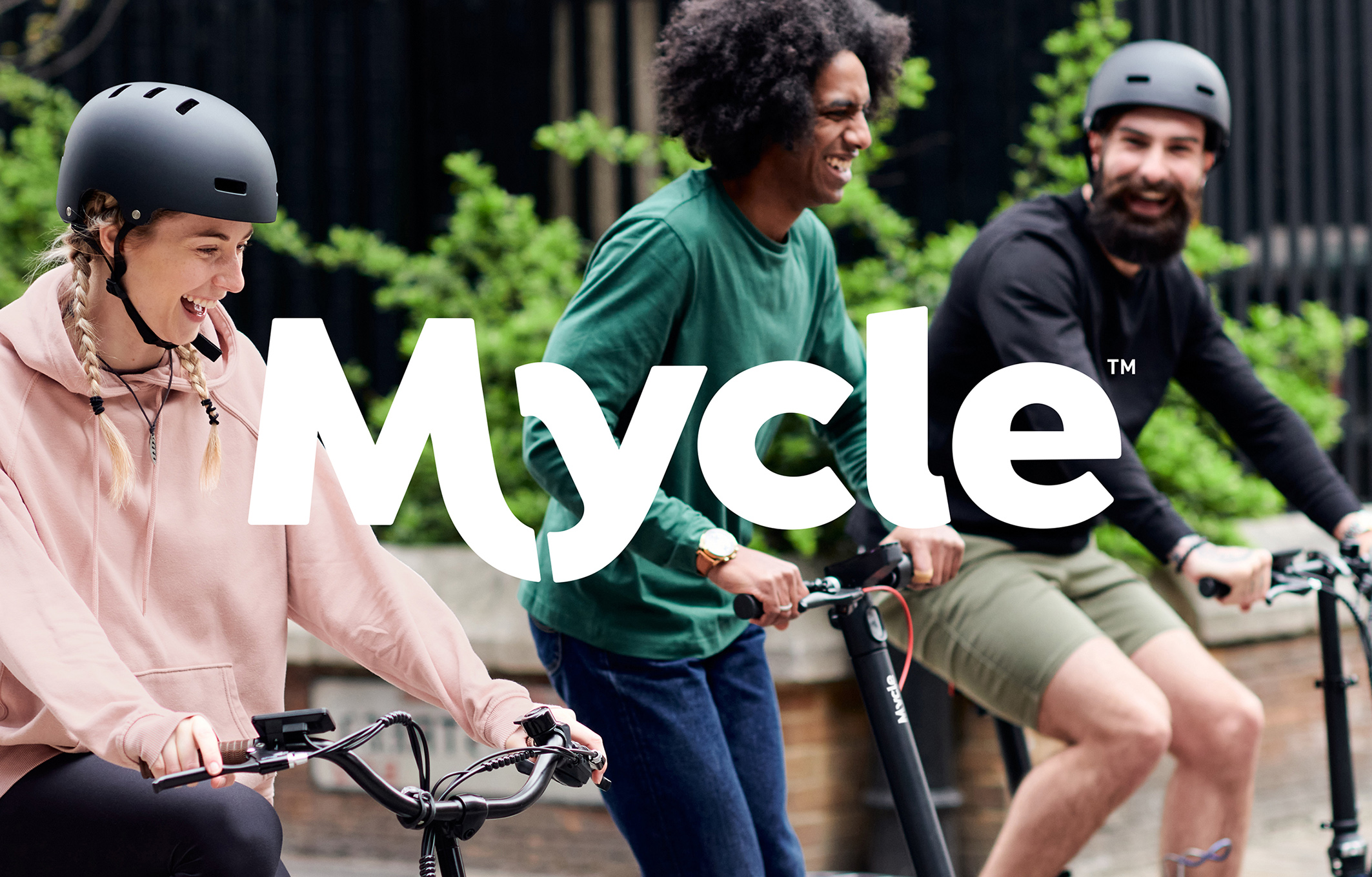 B&B Studio Creates Mycle, the Electric Bike Brand Designed to Connect Communities