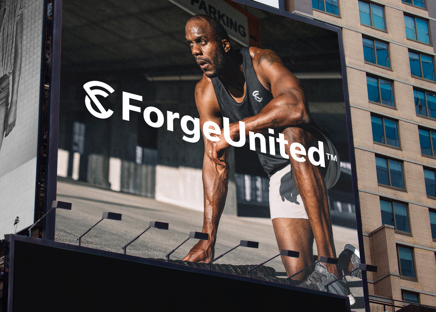 Visual Identity For ForgeUnited By Thalles Borba