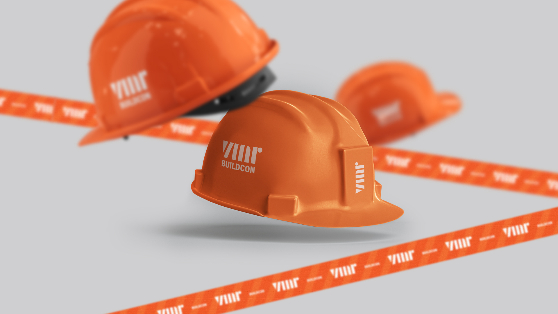VMR Buildcon Engineering and Construction Company Branding