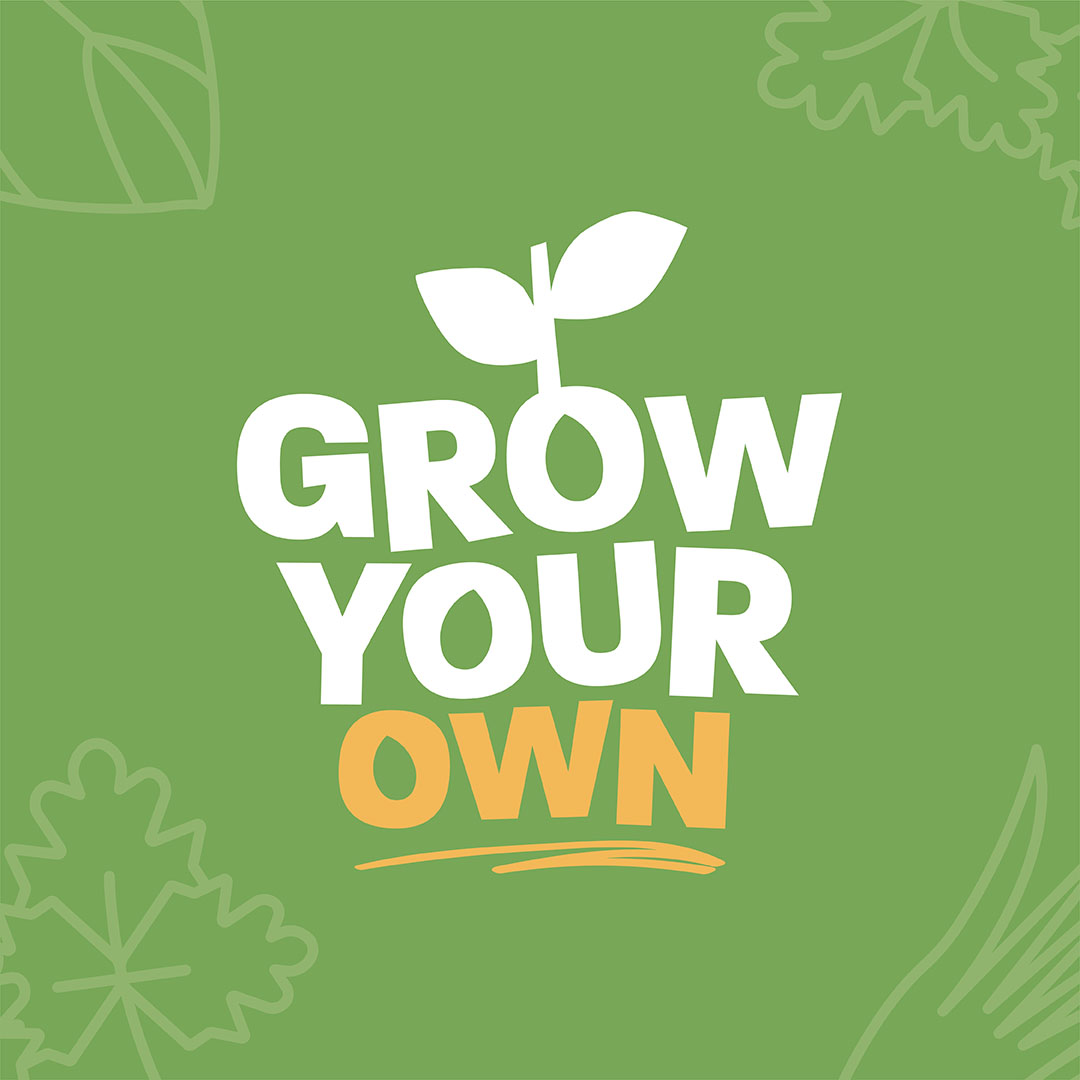 New Brand Identity for the Mash Direct 'Grow Your Own' Campaign, Designed by The Foundation