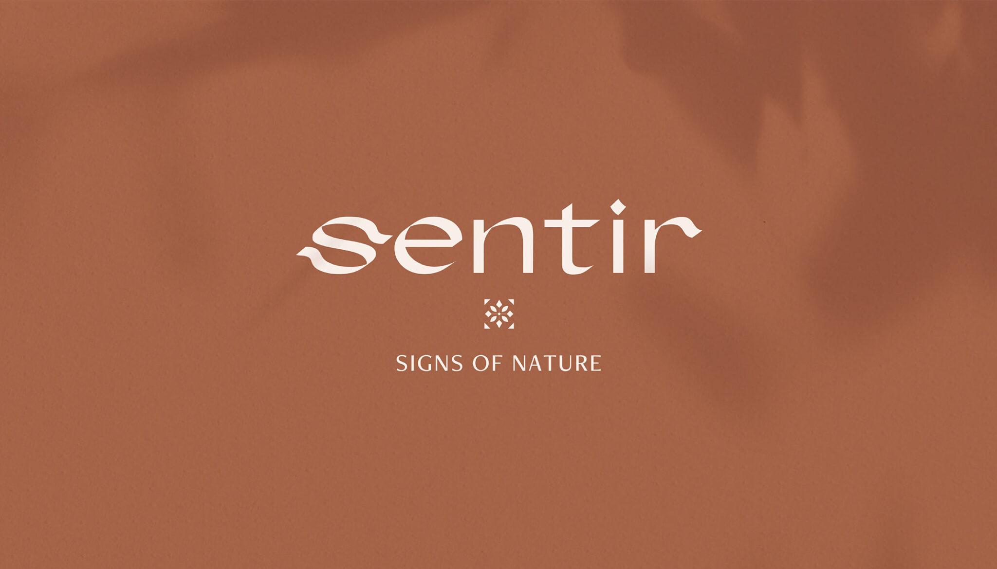 Branding for Hijab Scarves Brand Sentir from Portugal