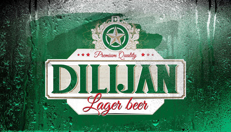 TV Lab Agency Deliver Rebranding for Diljan Beer