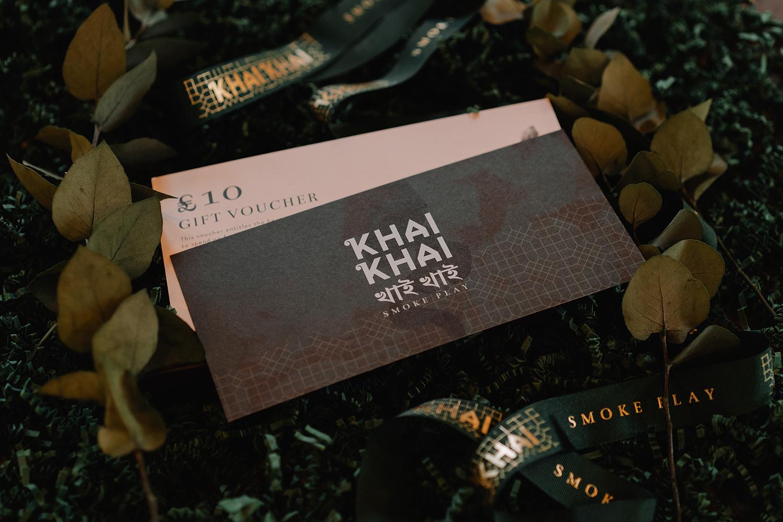 Run For The Hills Creates a Culturally Distinctive Brand Identity for Fine Dining Indian Restaurant Khai Khai