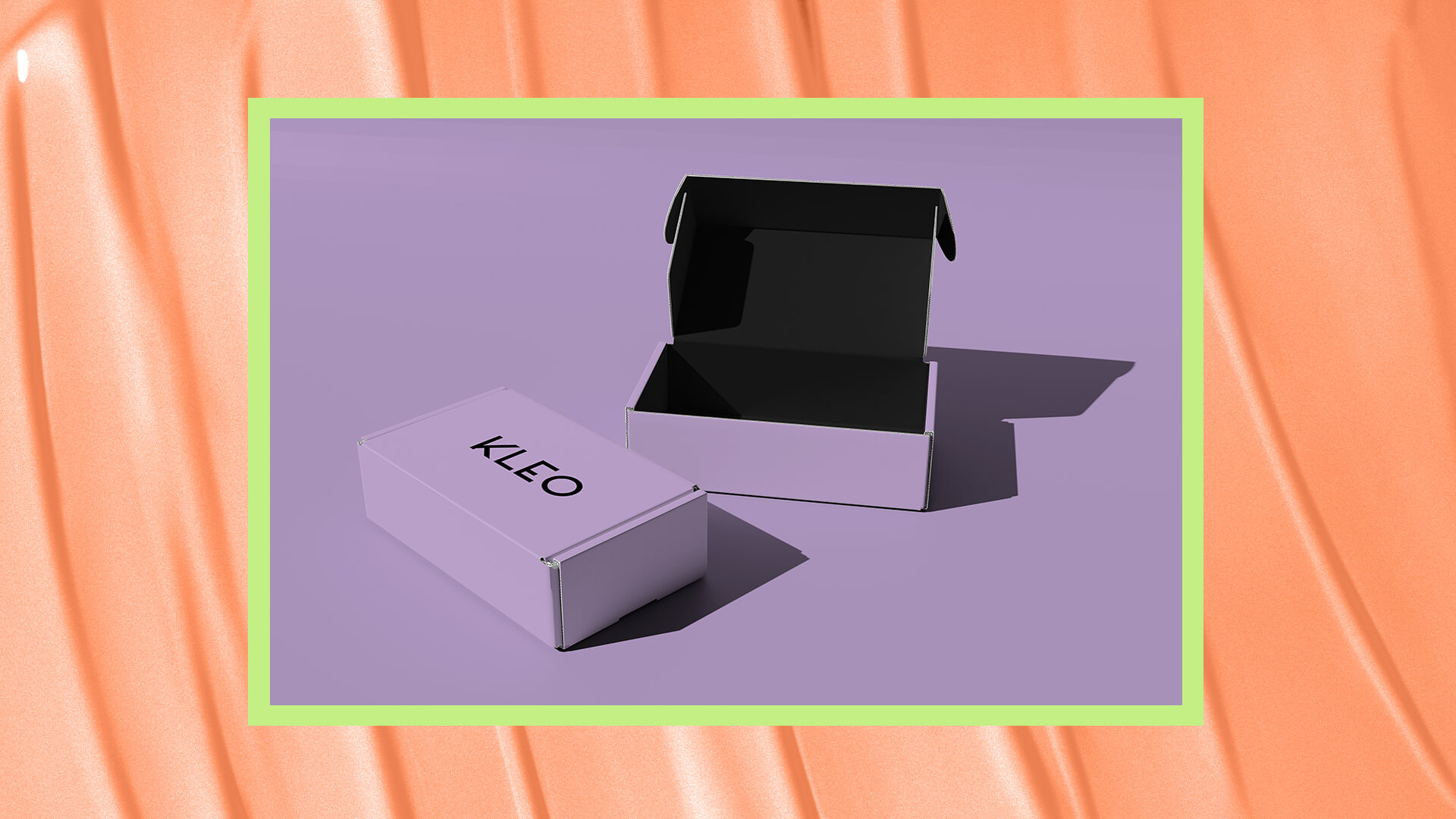 Student Concept for Brand and Packaging Design for Kleo Skin Care