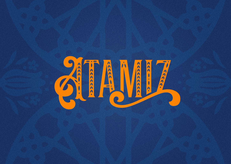 Emi Renzi Creates Packaging Design for Raki Atamiz Liquor