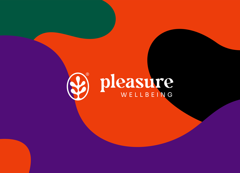 Pleasure Wellbeing Brand Identity by Dhaval Modi Design