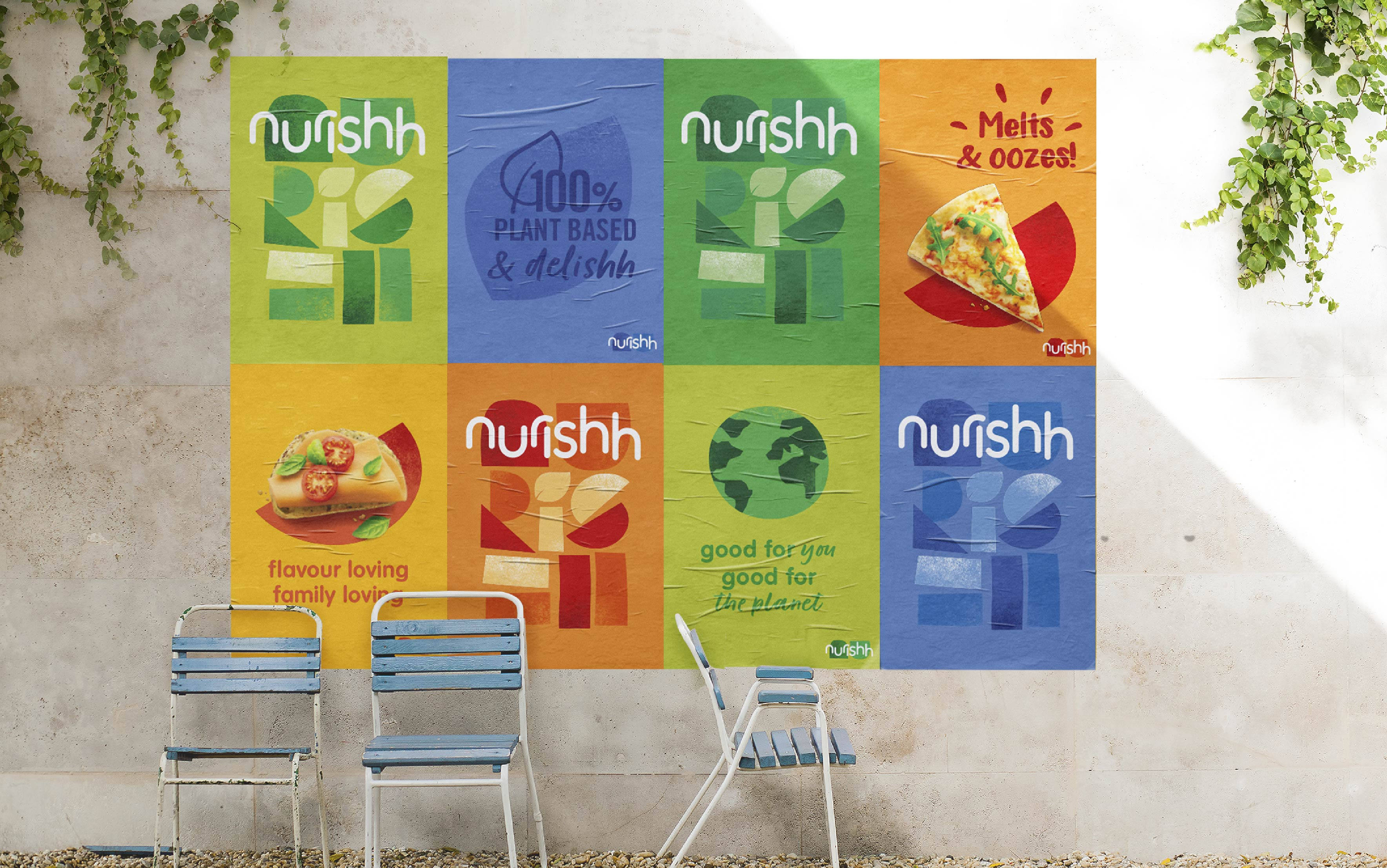 This Way Up Creates Global Brand for Groupe Bel Plant-based Cheese Range, Nurishh