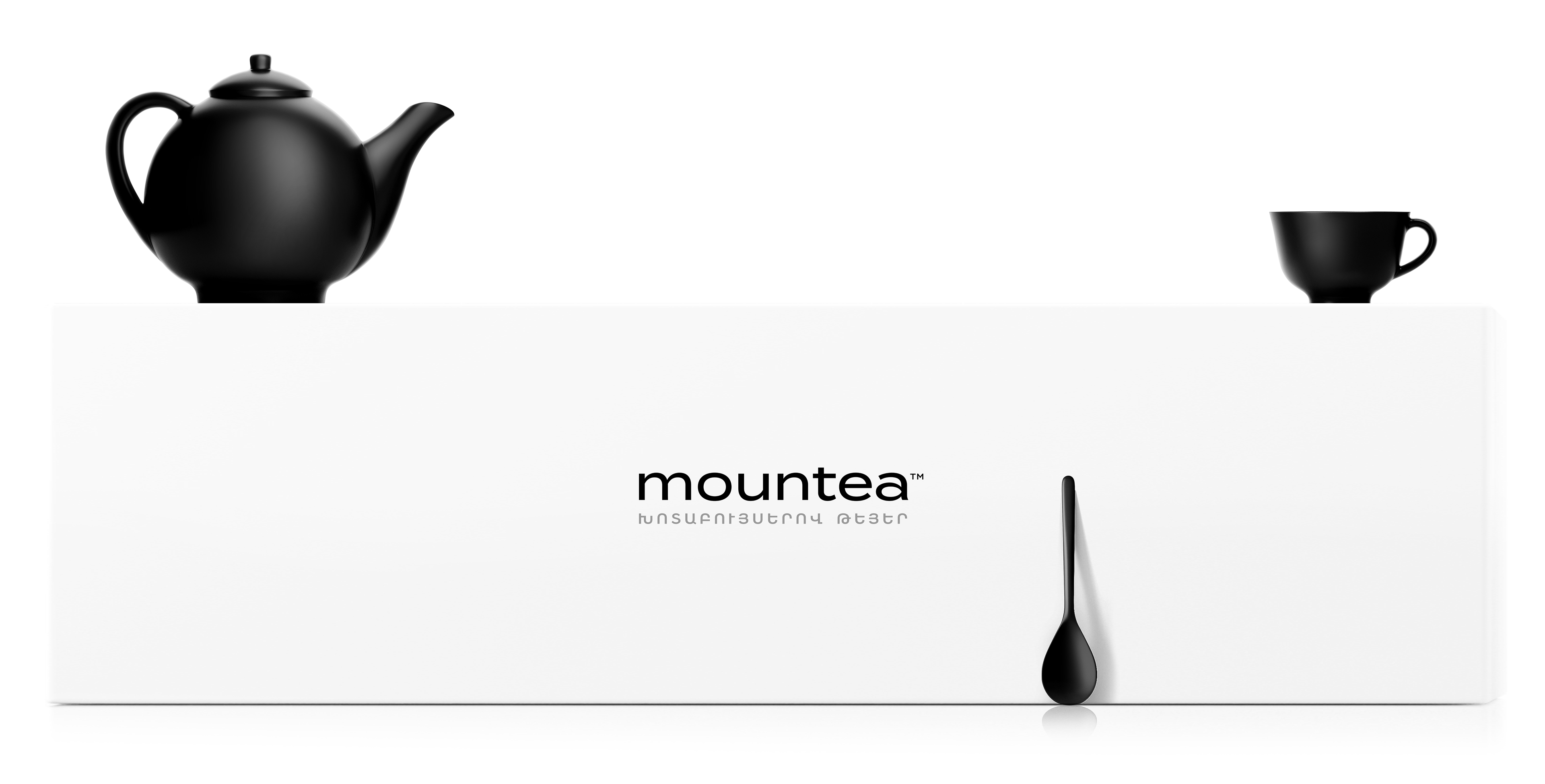 Formascope Design Create Packaging for Mountea Tea Collection