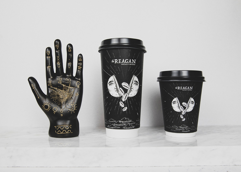 The Reagan Venue Branding by EME