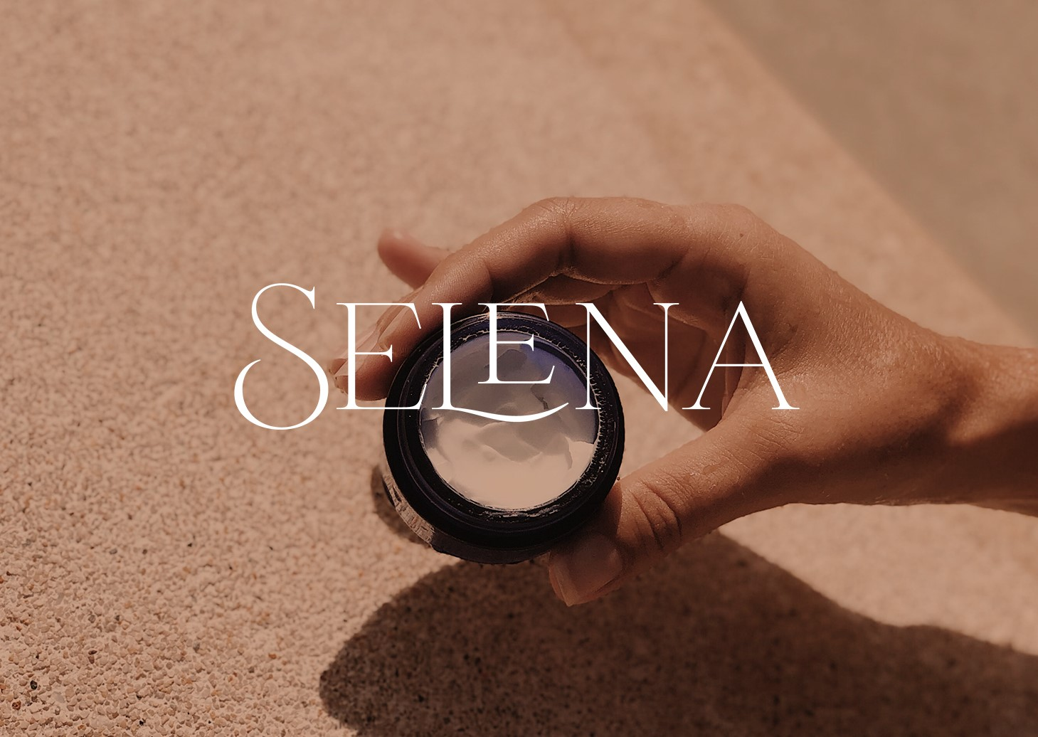 Selena a Canadian Skincare Brand and Packaging Design