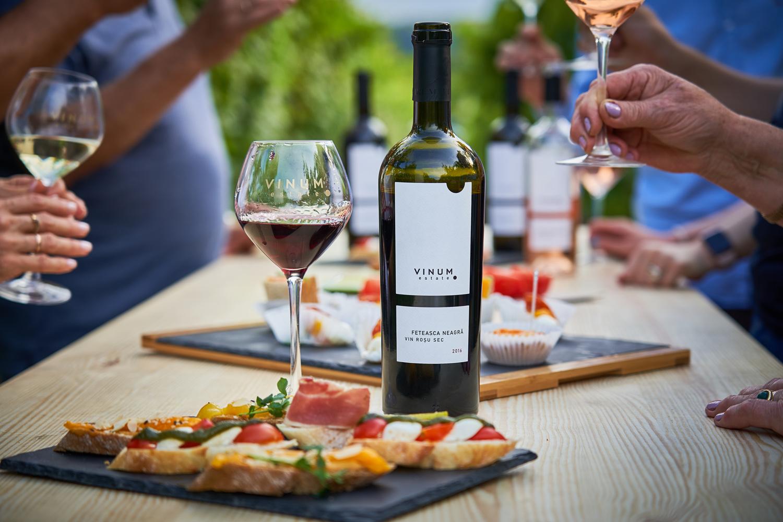 Wine Brand Redesign by 43oz for Vinum Estate