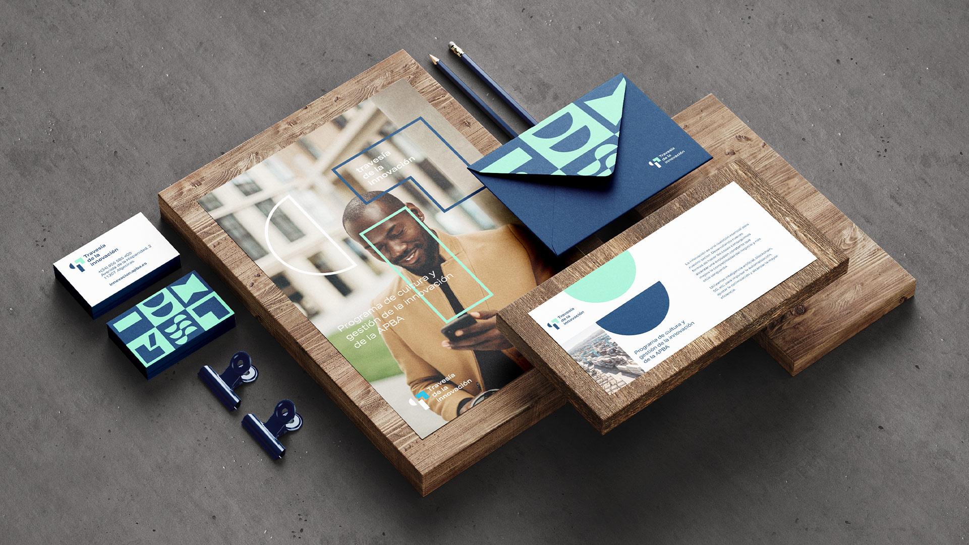 Brand Design for Travesía de la Innovación