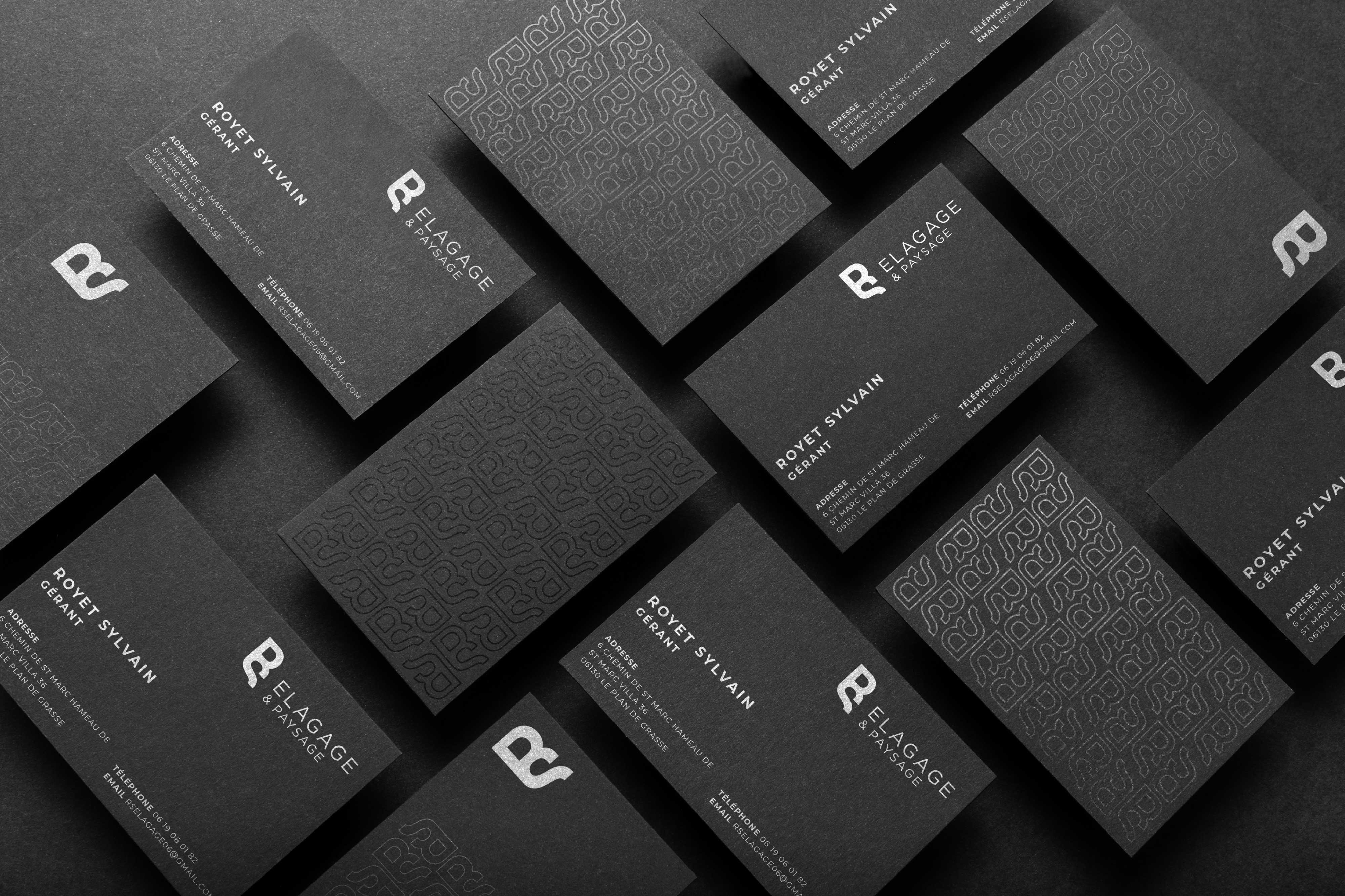 Brand Identity for RS Elagage et Paysage