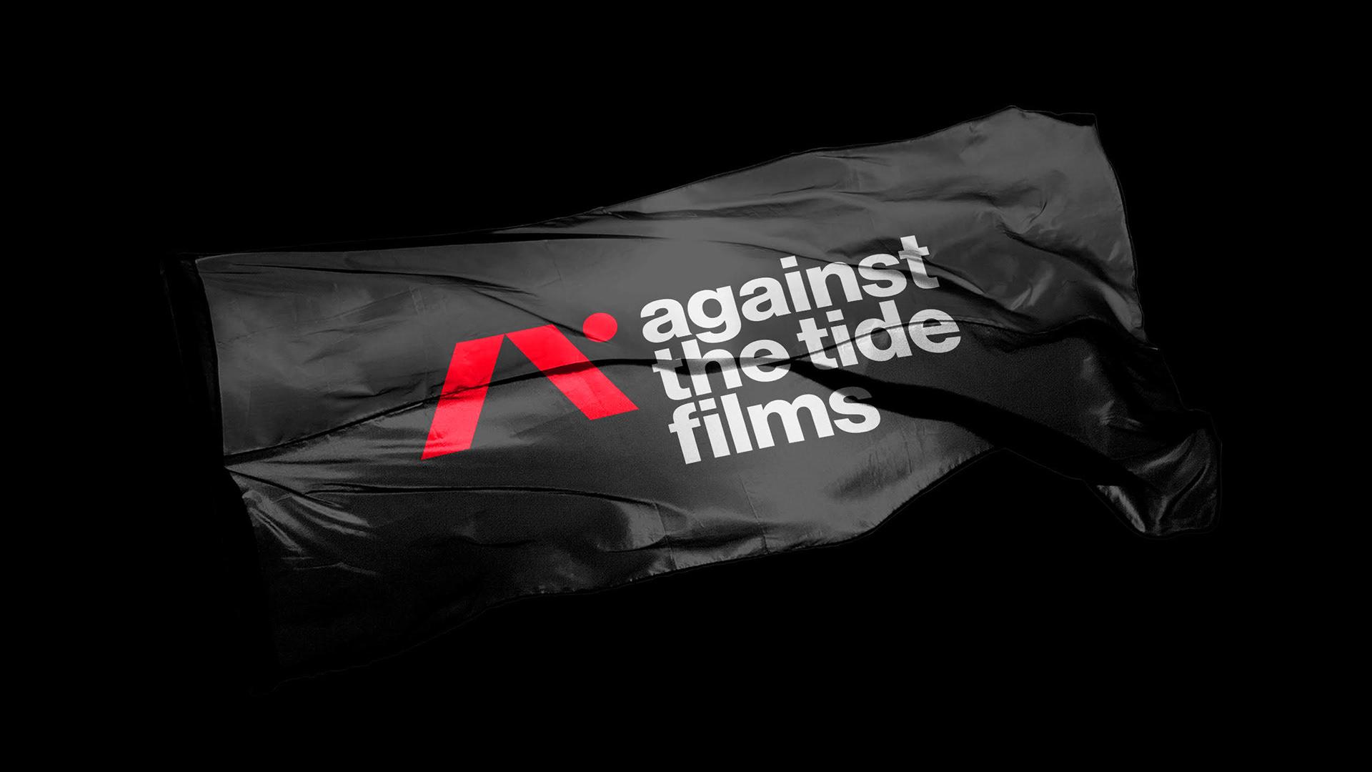 Studio Hrastar Create Branding for Against The Tide Films