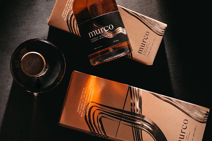 Murco, Single Malt Andes Whiskey Designed by Lunalunares Studio