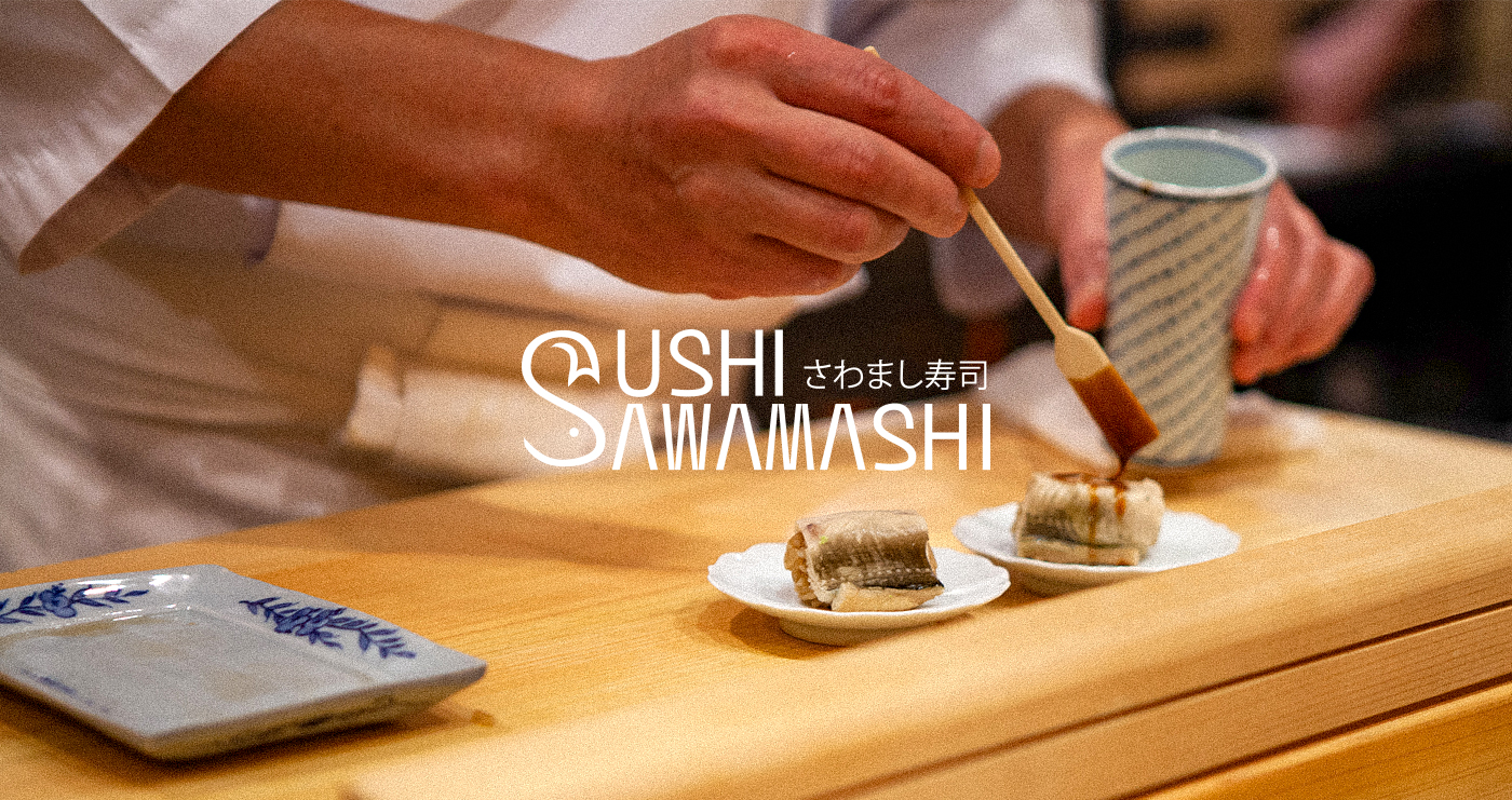 Monday Studios Create Brand and Packaging for Sawamashi Sushi