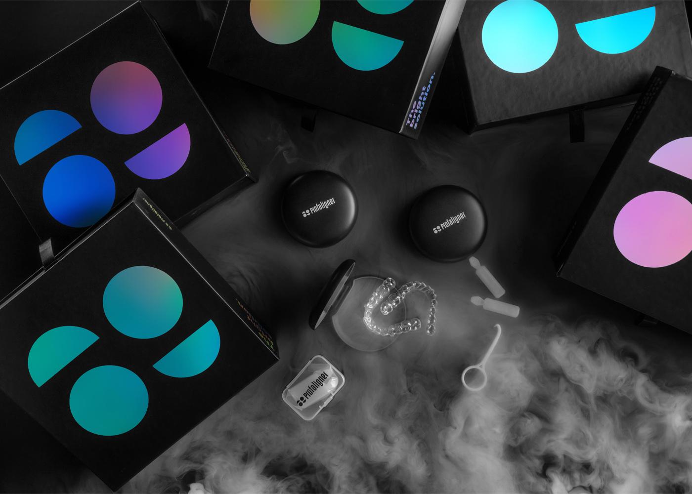 Selwaye Studio Create Profaligner Identity and Packaging