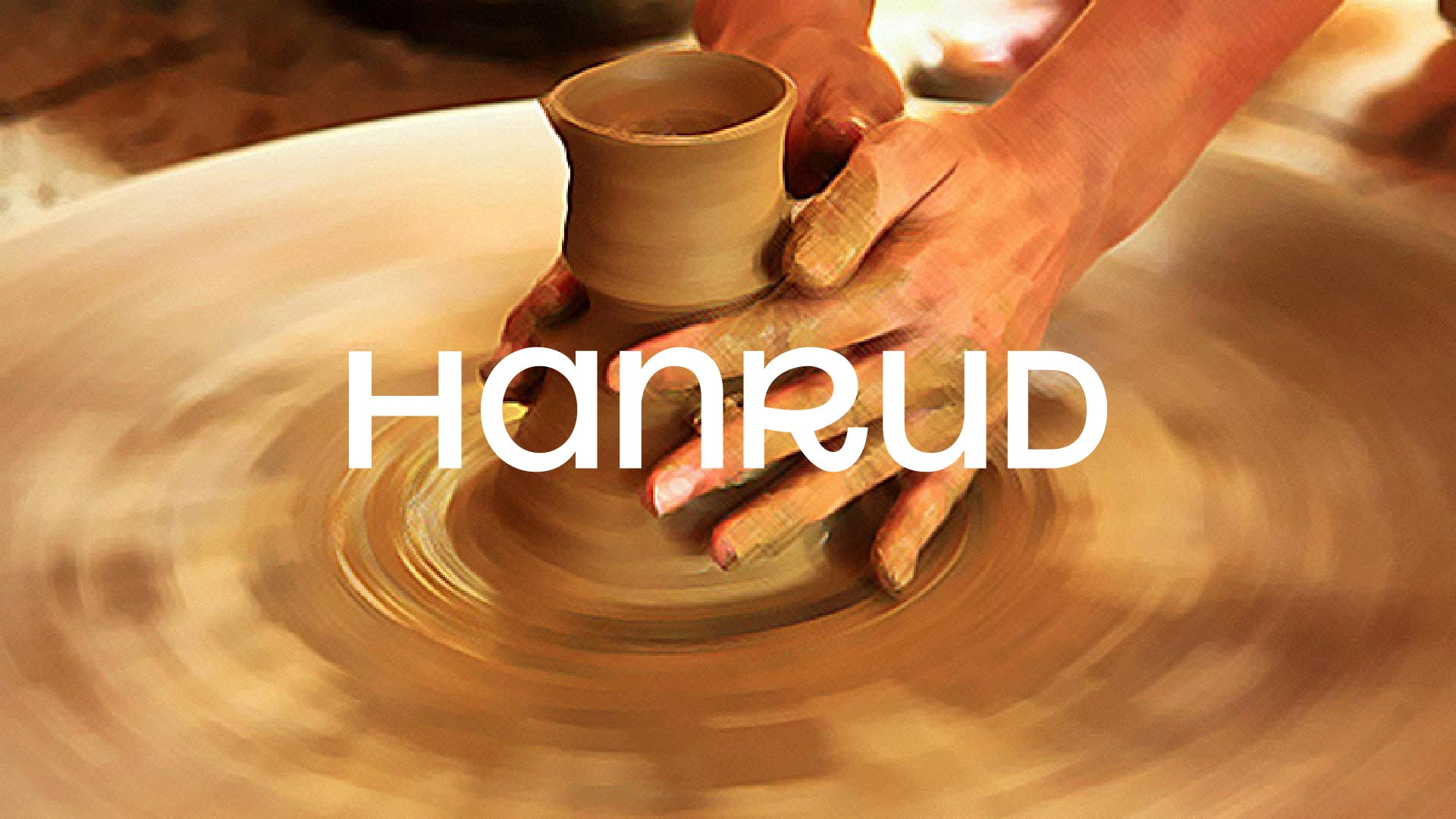 Hanrud Logo and Brand Identity Designed by Trong Duc