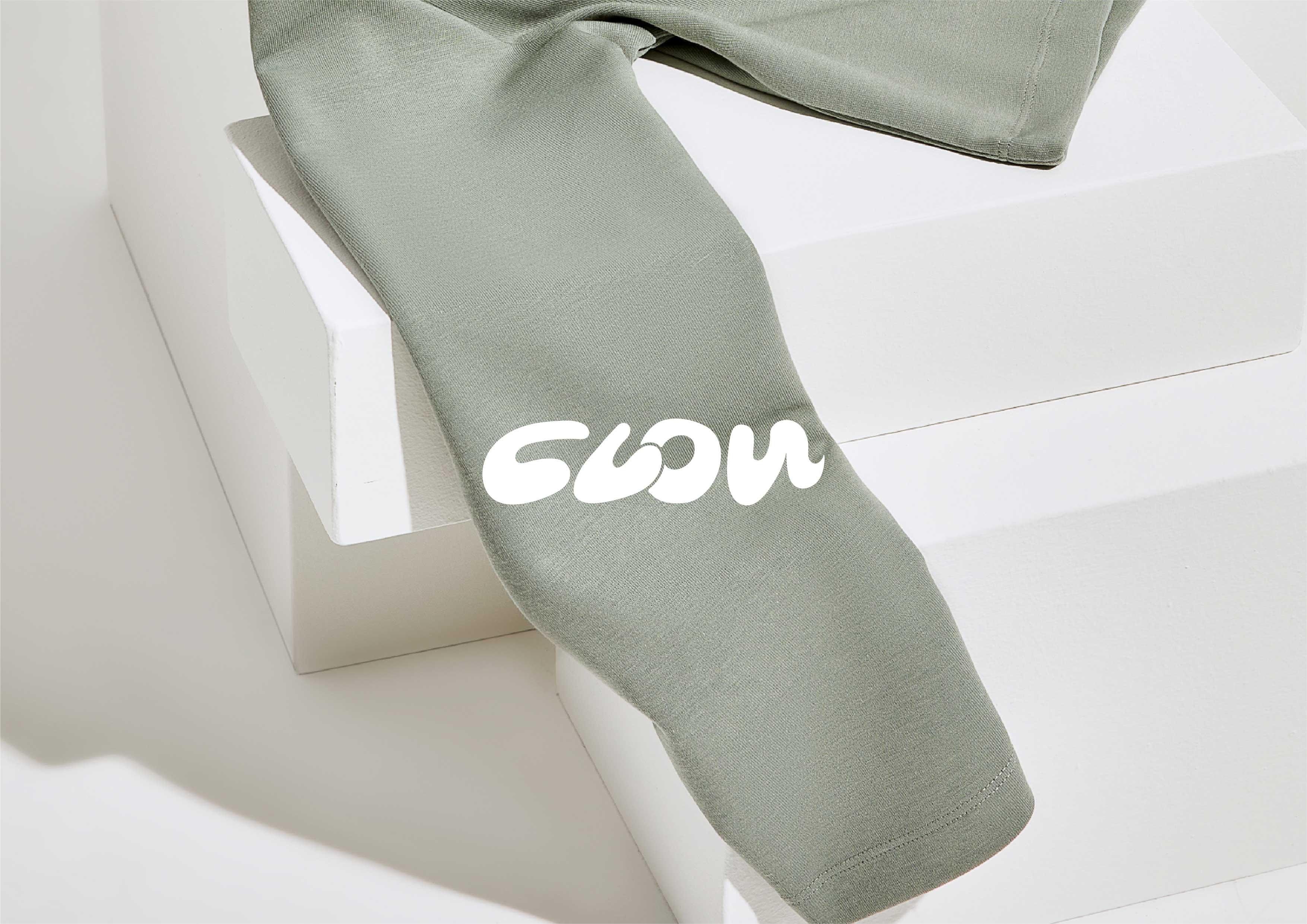 Sila Özyildiz Creates Clou Loungewear Branding