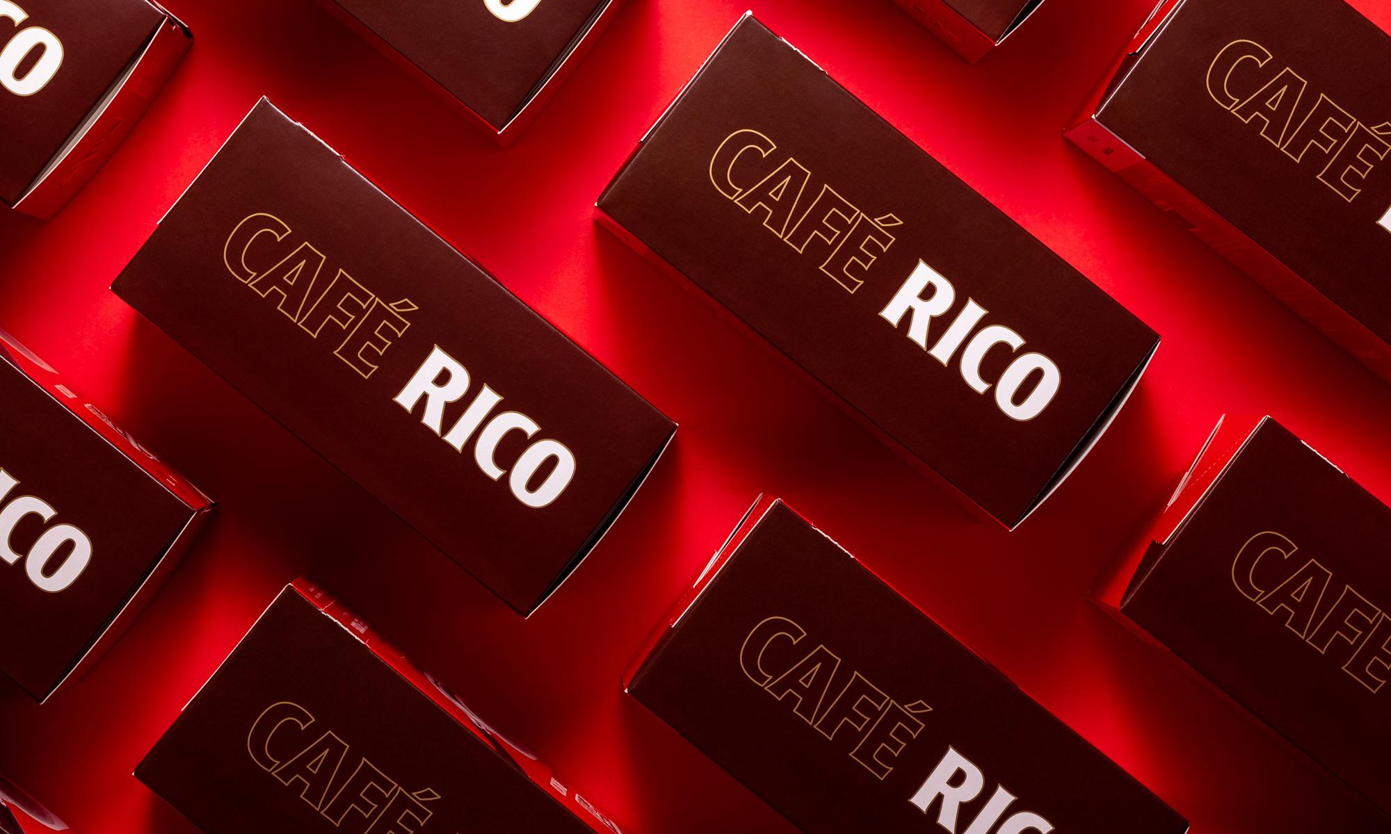 Studio Projet Revisiting a Classic for Noir Café Rico