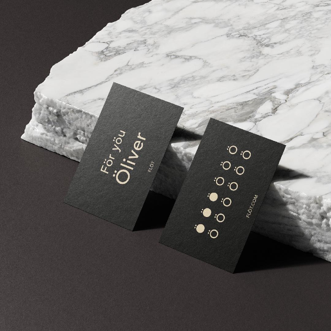 Student Concept Branding for Flöt Streaming Platform by Itziar Villar