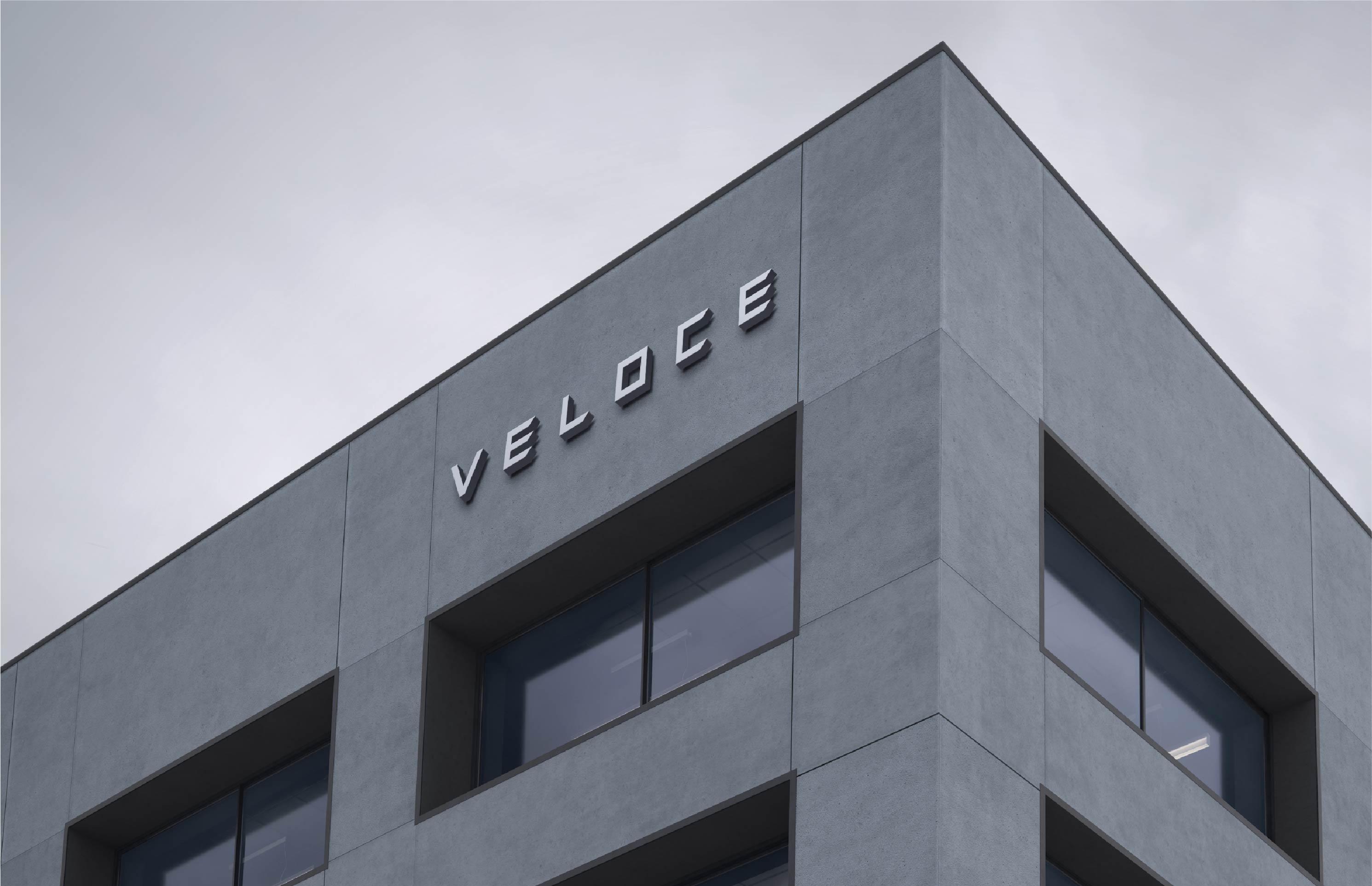 Veloce Motors Brand Identity Designed by Alexander Babariko