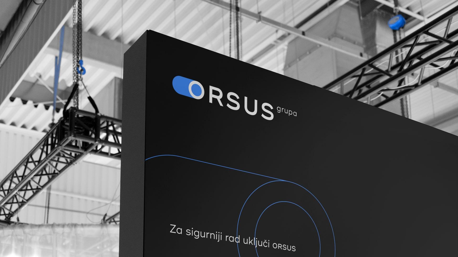 Emtisquare Create the Rebranding for Orsus Grupa