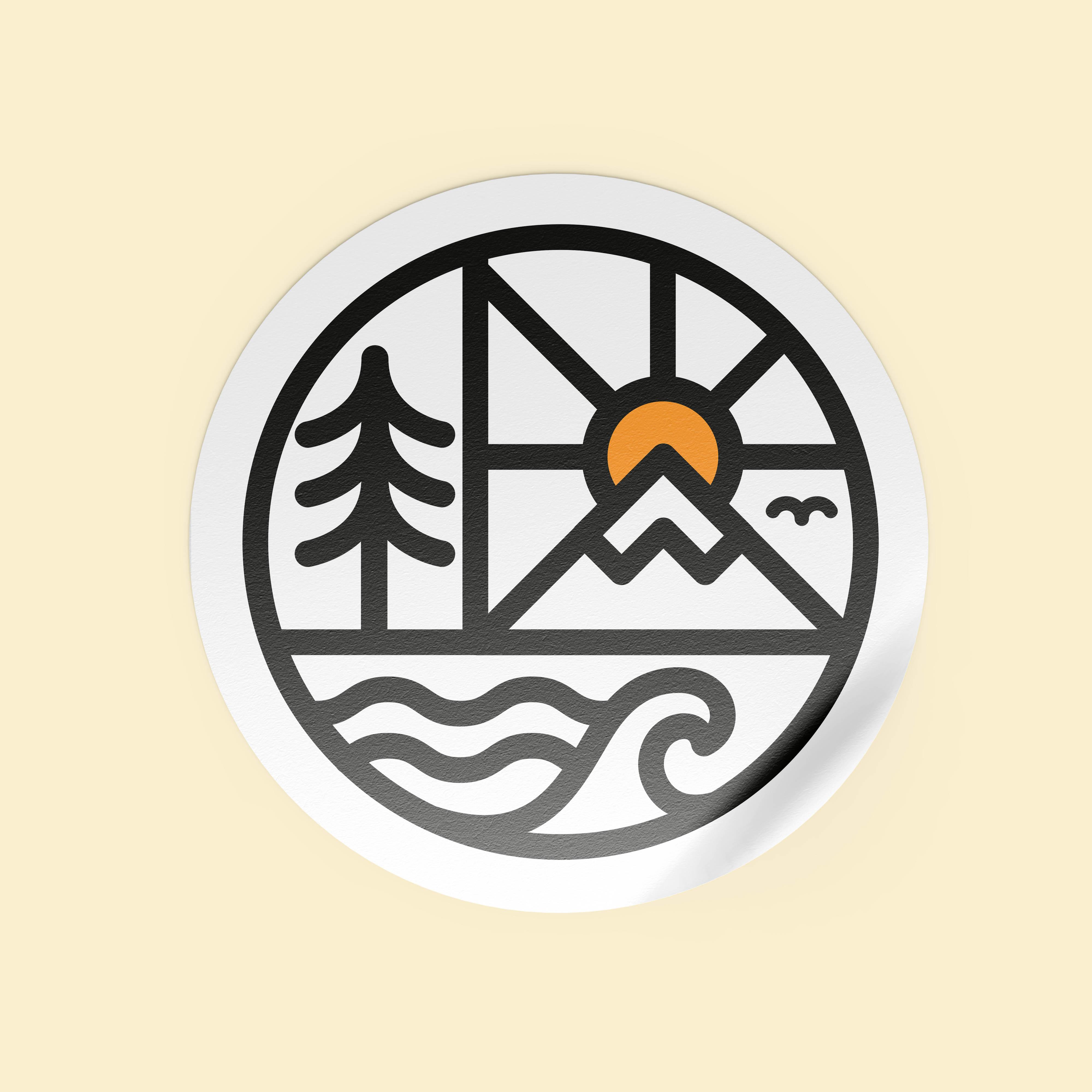 Wild Livin Logo Concept Options by Studioleeroy