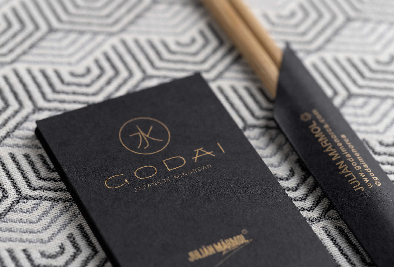 Godai Menorca Branding by Miguel Diez, Estudio de Diseño