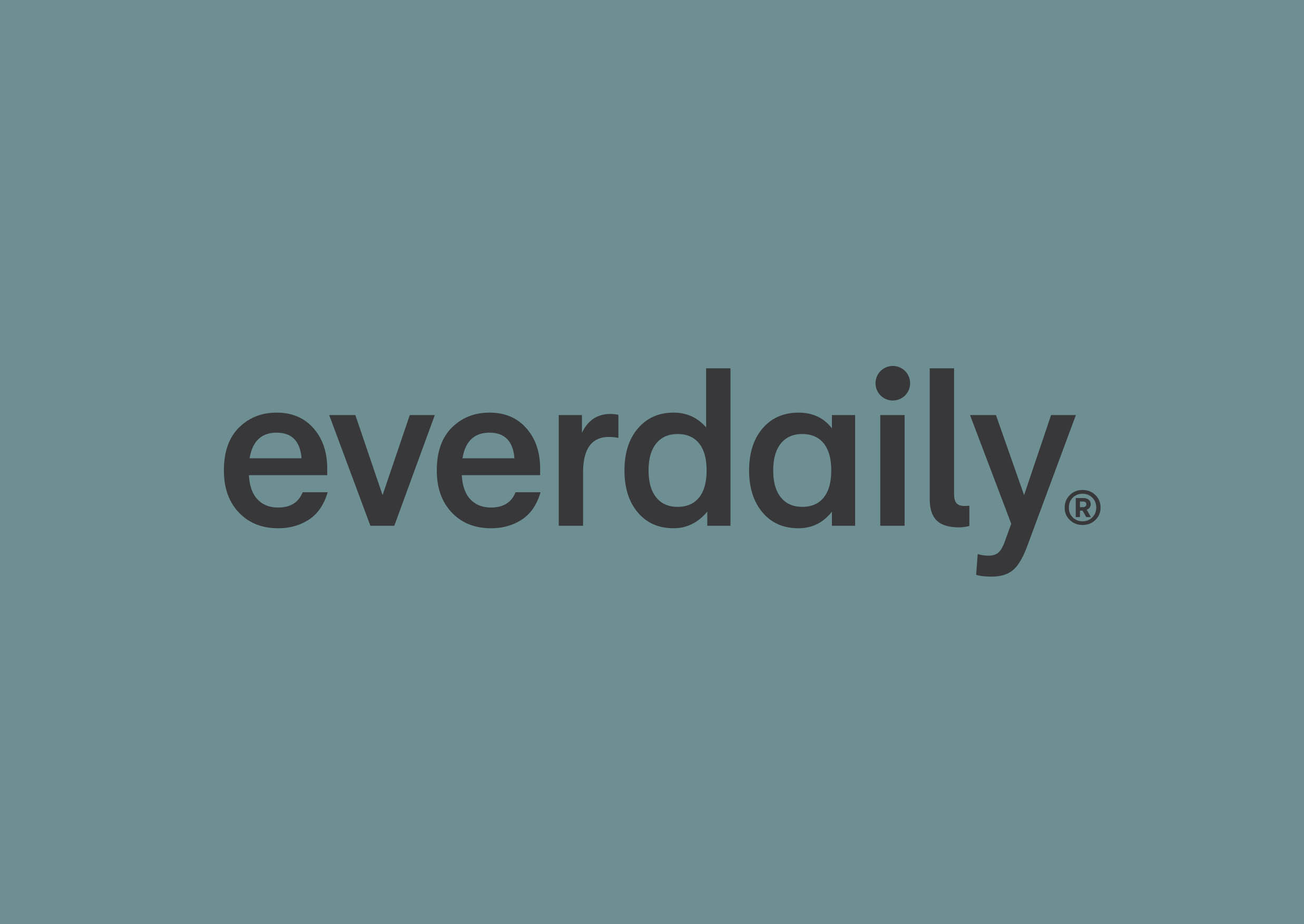 Functional Visual Communication Created by Marx Design for Household Cleaning Brand Everdaily